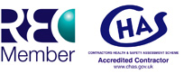 REC and CHAS approved recruitment agency